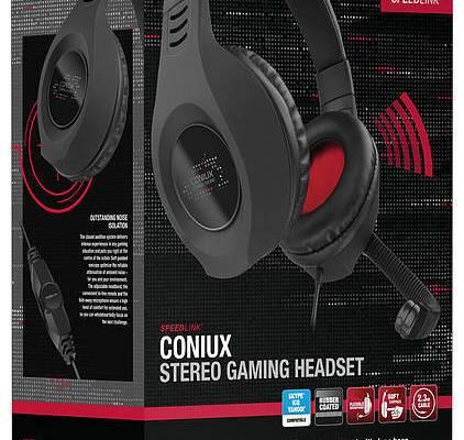 Speedlink Coniux Headset