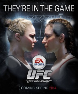 EA SPORTS UFC-Female Fighters