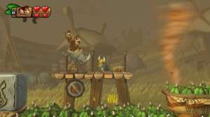 Donkey Kong Country Tropical Freeze - Rambi - Tribe Online Magazin