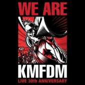 KMFDM - We Are Live 30th Anniversary - Tribe Online Magazin