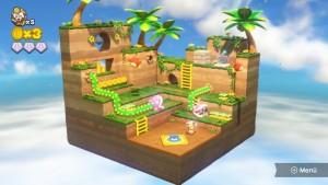 Captain Toad Treasure Tracker - Screenshot 3 - Tribe Online Magazin