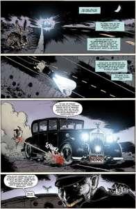 Joe Hill - Wraith - Vorschau Seite 2 - Tribe Online Magazin