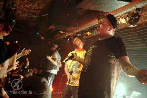 Antilopen Gang Jazzhaus 2015 - yDSC07288 - Tribe Online Magazin