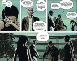Lazarus 02 - Der Treck der Verlierer - Ausschnitt Seite 9 - Tribe Online Magazin