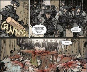 V-Wars 02 - Das Monster in uns - Panel Seite 8 - Tribe Online Magazin