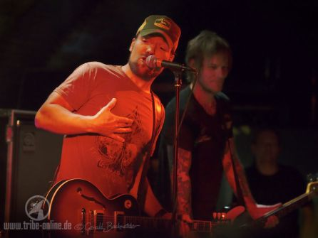 The New Roses - Jazzhaus Freiburg 2016 - yxDSC07999 - Tribe Online Magazin