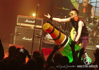 Toy Dolls - ZMF 2017 - yDSC04923 - Tribe Online Magazin