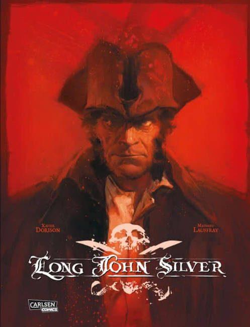Long John Silver – Gesamtausgabe