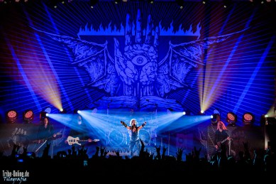 Arch Enemy - Will to power Tour 2018