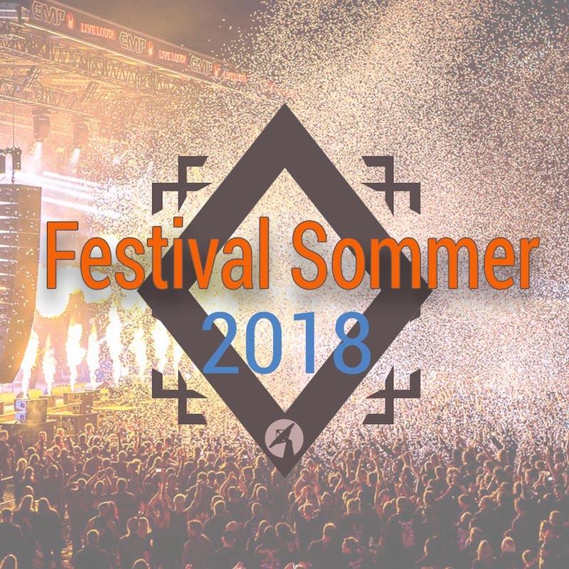 Alle unsere Beiträge zum Festival-Sommer 2018...