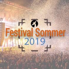 Festivalsommer 2019