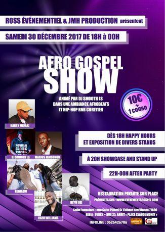 Afro Gospel Show @ Salon Fouga Jazz | Saint-Thibault-des-Vignes | Île-de-France | France