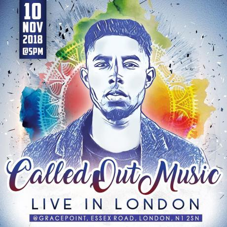 CalledOut Music live in London @ Gracepoint | England | Royaume-Uni