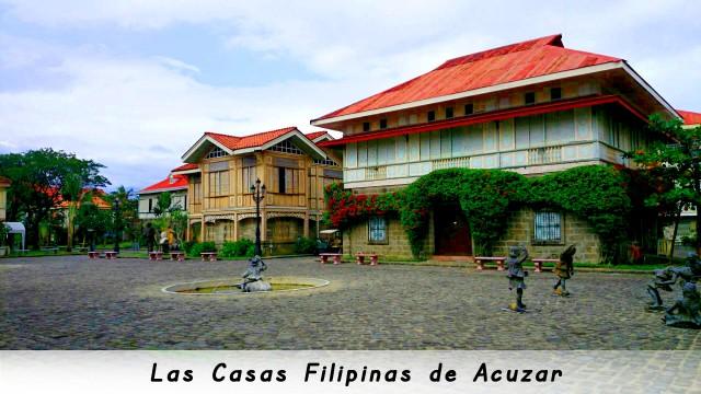 A Review of the Las Casas Filipinas de Acuzar