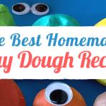 The Best Homemade Play Dough Recipe | www.tribobot.com