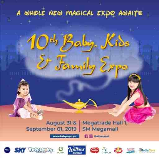 the 10th Baby, Kids and Family Expo PH