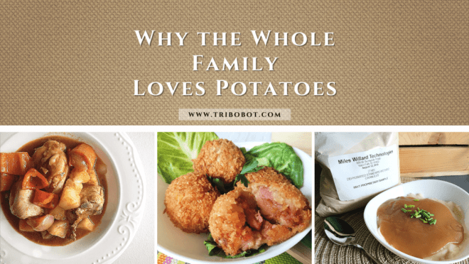 Why the Whole Family Loves Potatoes