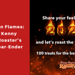2020 Up in Flames Watch Kenny Rogers Roaster's Fitting Year-Ender