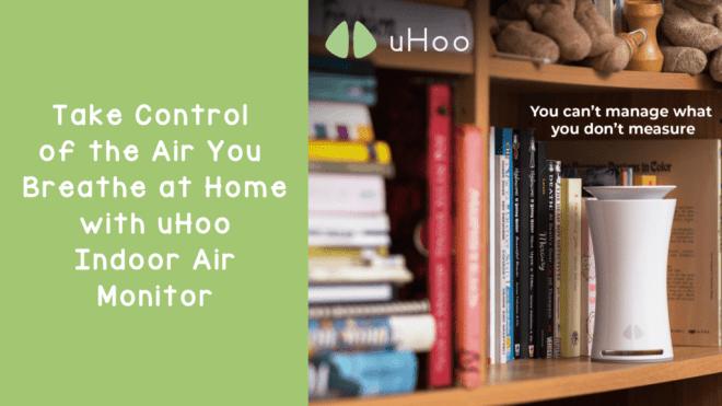 uHoo indoor air monitor
