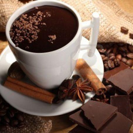 Cioccolata calda con cacao  395