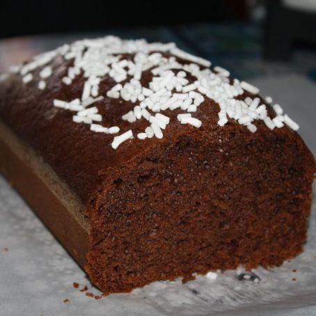 Plumcake al miele e cacao  285