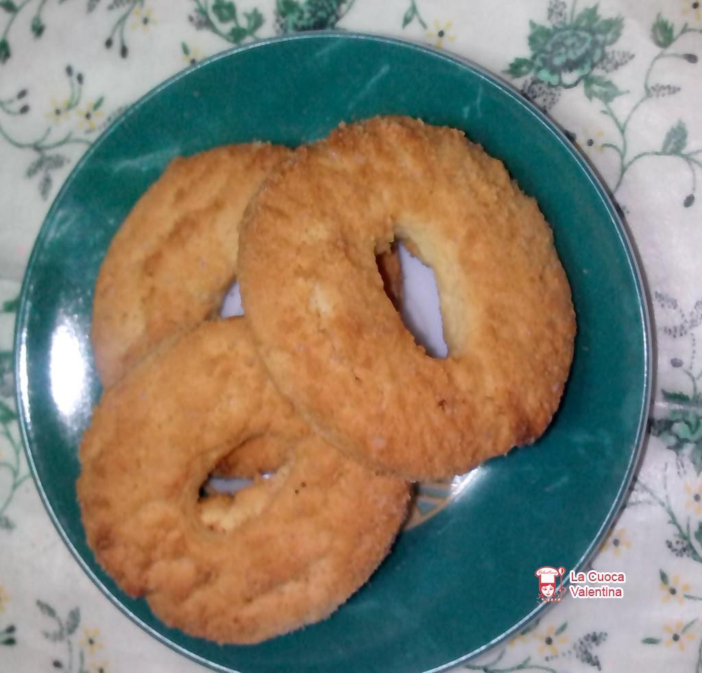 Biscotti con farina di riso e mais gluten free  385