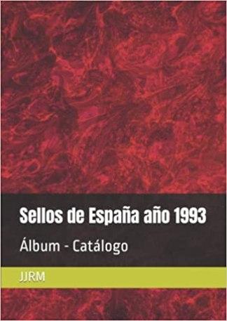 Álbum Catálogo de sellos 1996 España