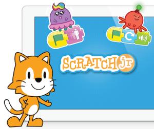 ScratchJr- versió 5-7 anys per a tauletes digitals