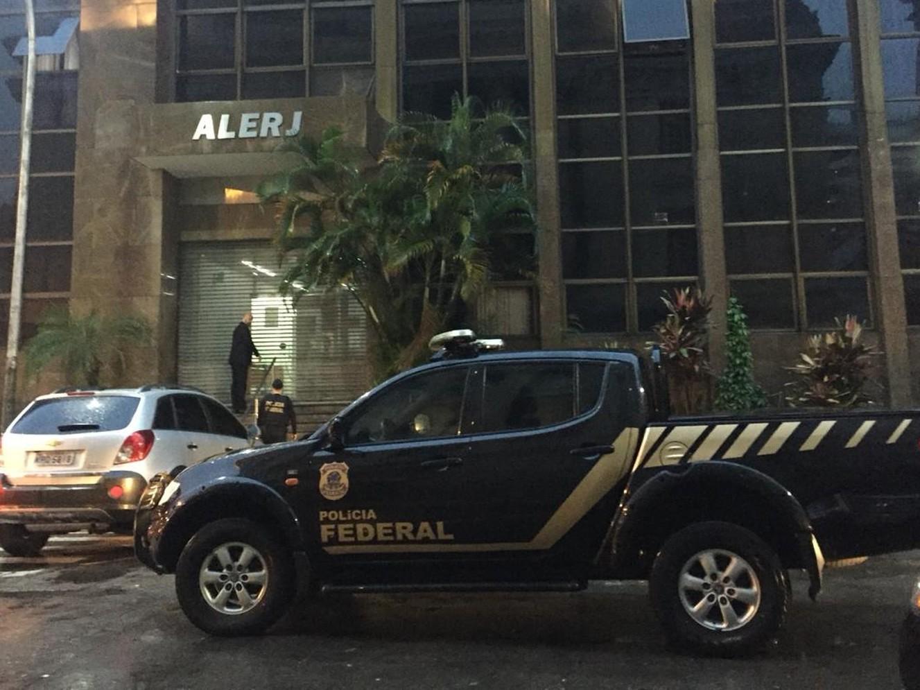 Justiça quebra sigilos de deputados e assessores da Alerj