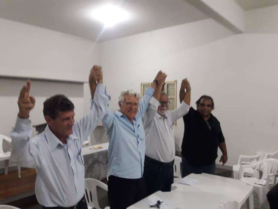 Ex-Garotinho, Dr. Edson Batista declara apoio a Rafael Diniz em assembleia do PTB