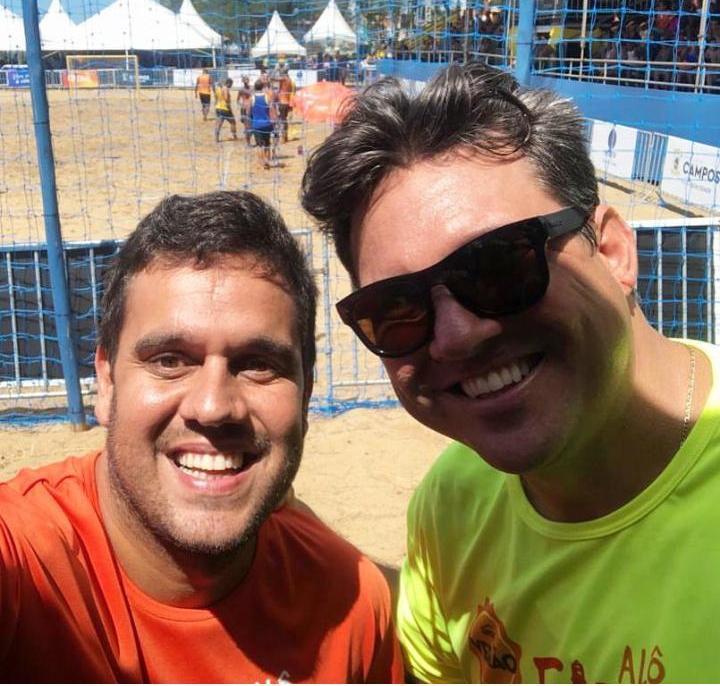 Governo Rafael Diniz prorroga contrato de R$ 854 mil para limpeza de piscinas