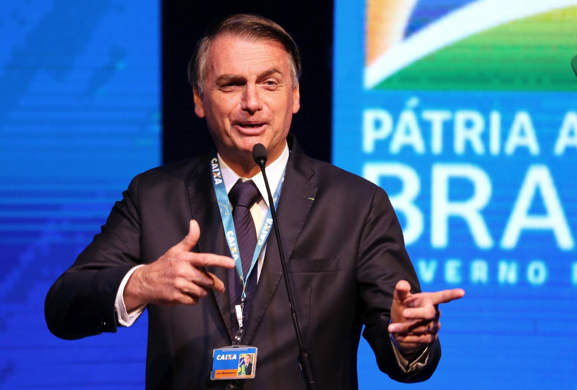 Bolsonaro vai liberar R$ 23 milhões para cada deputado federal