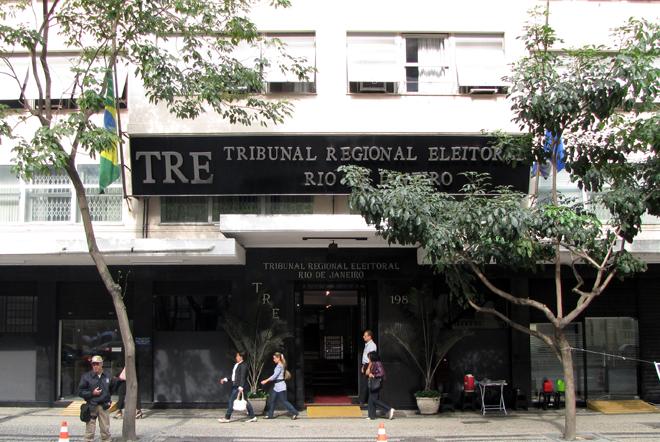 Dois cartórios do Rio vão atuar no processamento e julgamento dos crimes comuns conexos aos eleitorais