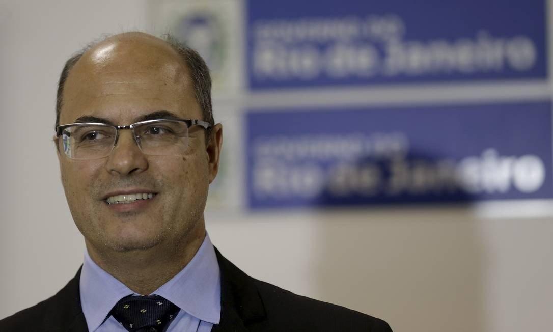 Governador Witzel anuncia pagamento de quinquênio dos professores