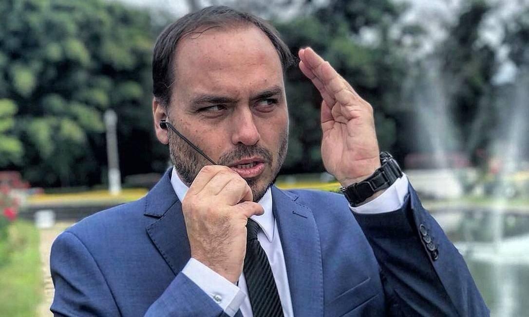 Polícia Civil trabalha com hipótese de envolvimento de Carlos Bolsonaro no caso Marielle, diz rádio CBN