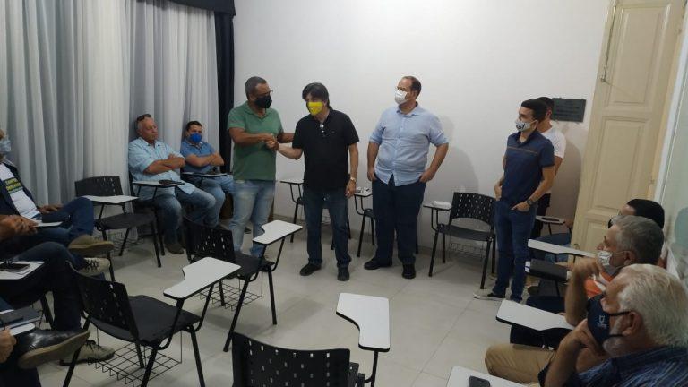 PSL lança pré-candidato a prefeito de Campos Fabiano de Souza, ex-comandante do 8º BPM