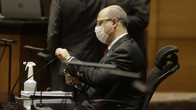 STF concede habeas corpus a Witzel e ex-governador não precisa ir à CPI da Covid