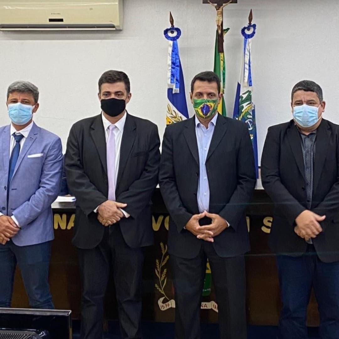 Parlamento Inter-Regional oficialmente empossado em Itaperuna