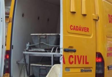 Casal morto com 50 tiros no Parque Lebret, em Campos