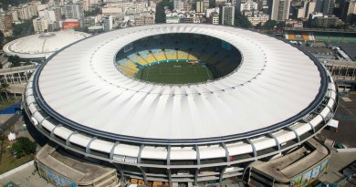 Governador em exercício do RJ veta mudança de nome do Maracanã