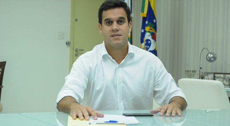 Cofre Cheio: Governo Rafael Diniz recebe mais R$ 33,6 milhões em royalties nesta sexta