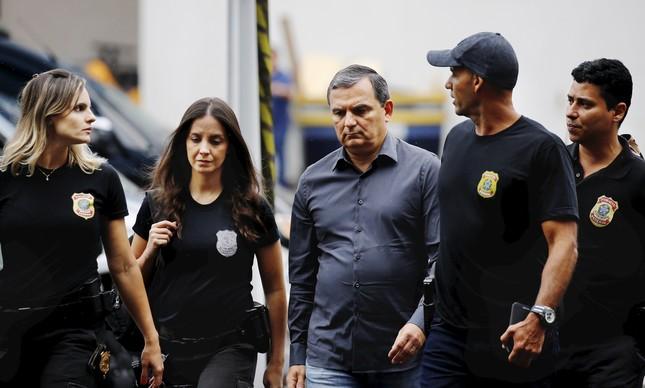 TRF2 nega liminar em habeas corpus e mantém prisão de Régis Fichtner