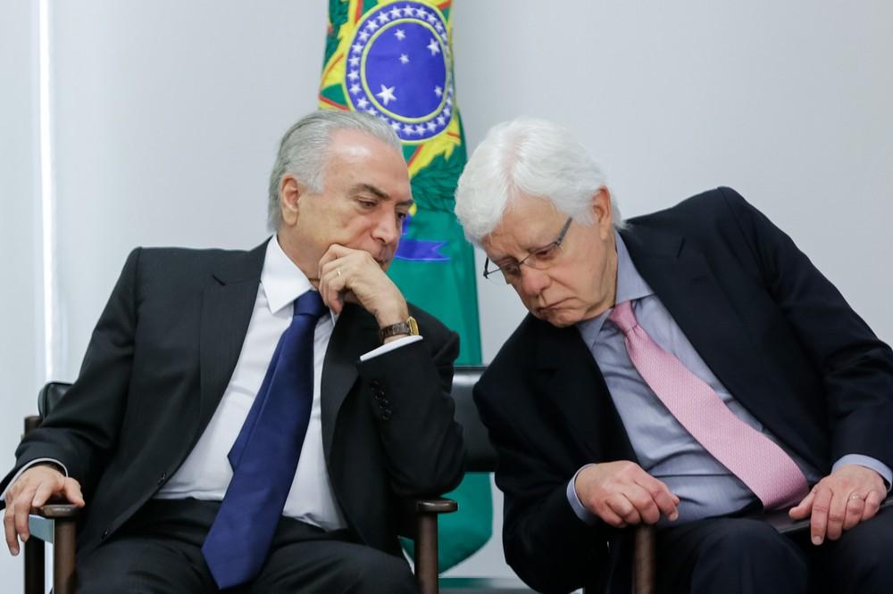 Pedidos de soltura de Temer e Moreira Franco serão julgados na quarta, diz TRF-2