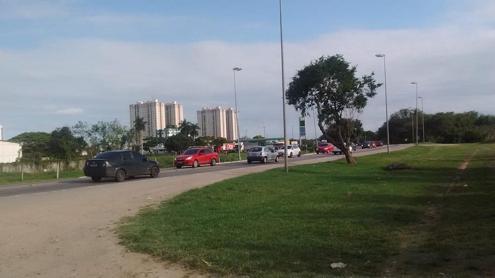 Trecho da BR-101 no RJ tem previsão de trânsito intenso na volta do carnaval