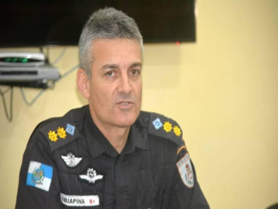 Abaixo-assinado pela permanência do comandante do Batalhão de Campos
