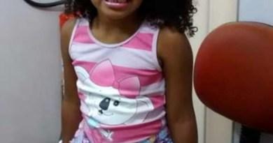 Menina de 8 anos morre após ser baleada dentro de kombi no Alemão