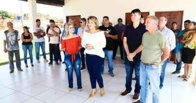 SFI: Prefeitura reinicia obras da Academia da Saúde de Santa Clara