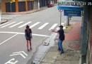 Homem mata moradora de rua a tiros após ela pedir R$ 1 no Centro de Niterói