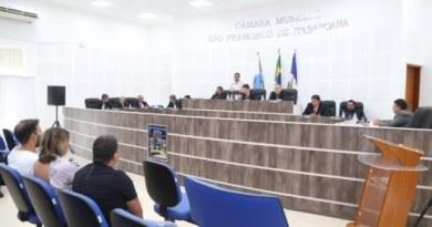 SFI: Contas da Prefeita Francimara referentes a 2017 são aprovadas pela Câmara