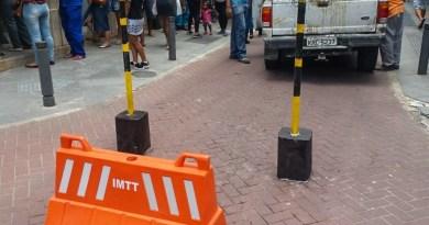 Três ruas do Centro de Campos fechadas a partir do dia 9 para compras de Natal